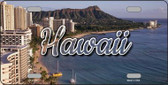 Hawaii Beach Wholesale State License Plate LP-11594