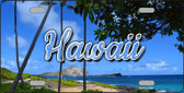 Hawaii Palm Trees Wholesale State License Plate LP-11595