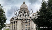 Idaho Capital Building Wholesale Magnet M-11596