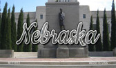 Nebraska Capital Building Wholesale Magnet M-11613