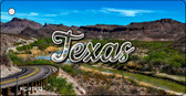 Texas City Lights Wholesale Key Chain KC-11633