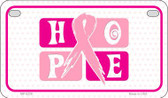 Hope Novelty Wholesale Motorcycle License Plate MP-8228