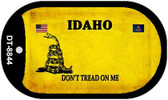 Idaho Do Not Tread Wholesale Dog Tag Necklace DT-8844