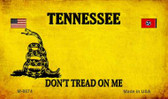 Tennessee Do Not Tread Wholesale Aluminum Magnet M-8874