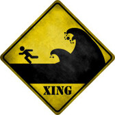 Tsunami Xing Wholesale Novelty Crossing Sign CX-316