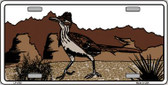 Roadrunner Novelty Wholesale Metal License Plate LP-4753