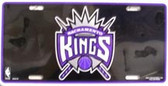Sacramento Kings Wholesale Metal Novelty License Plate