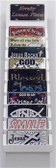 Package 9 - Religious -120 Best Sellers Wholesale Novelty License Plates with Cardboard Display