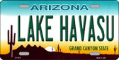 Lake Havasu Arizona Novelty Wholesale Metal License Plate