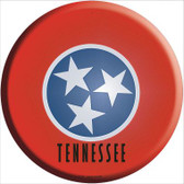 Tennessee State Flag Wholesale Metal Circular Sign