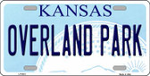 Overland Park Kansas Novelty Wholesale Metal License Plate LP-6610