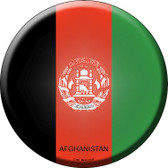 Afghanistan Country Wholesale Novelty Metal Circular Sign