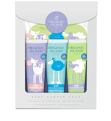 Baby Pamper Pack