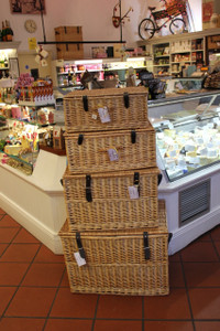 Wicker Hamper Baskets