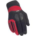 Cortech DXR Gloves Black/Red