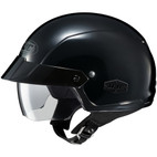 HJC IS-Cruiser Half Helmet Black