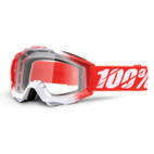 100% Accuri Clear Lens Goggles 1
