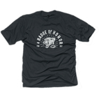 100% Badger Charcoal T-Shirt  1