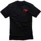 100% Barstow 82 Black T-Shirt  1