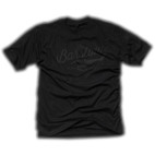 100% Barstow Black T-Shirt 1