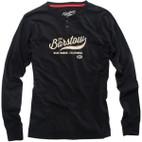 100% Barstow Selecteur Black Henley 1