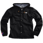 100% Deluge Black Jacket 1