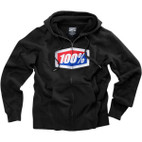 100% Official Zip Up Hoody 1