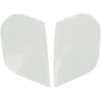 Alliance Helmets Replacement Sideplates White