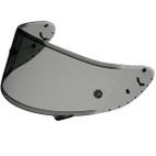 Shoei CWR-F Pinlock Ready Shield with Tear Off Posts Dark Smoke