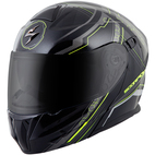 Scorpion EXO-GT920 Satellite Helmet Neon