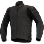 Alpinestars Core Leather Jacket Black