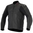 Alpinestars Core Airflow Leather Jacket Black