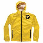 Dainese D-Light Shell Jacket Yellow/Black