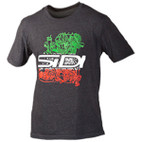 Sidi Engine T-Shirt Black