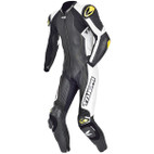 RS Taichi GP-Max R104 One-Piece Leather Suit NXL104 Black