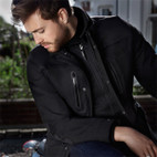 KNOX All Sports Waterproof Jacket Black