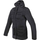 Dainese Women's Alley D-Dry Jacket Black