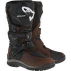 Alpinestars Corozal Adventure Drystar Oiled Leather Boots Brown