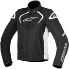Alpinestars Stella 2016 T-Jaws Waterproof Jacket Black/White
