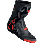 Dainese Course D1 Out Air Boots Black/Fluorescent Red