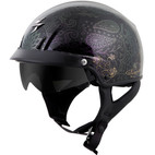 Scorpion EXO-C110 Azelea Helmet Black/Gold