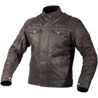 AGV Sport Roadster Waxed Cotton Jacket Black