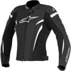 Alpinestars Stella GP Plus R V2 Airflow Leather Jacket Black/White