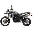 Two Brothers BMW F800GS 09-14 M-2 Black Series Slip-On Exhaust