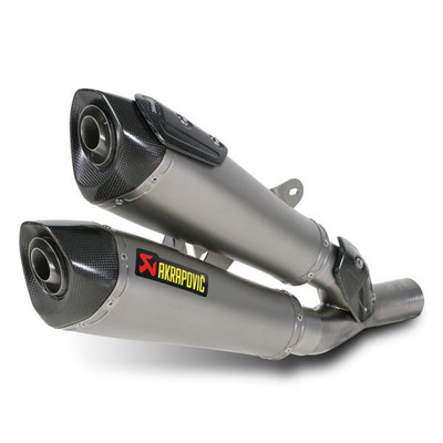 Akrapovic Ducati Diavel 11-14 Street Legal Slip On Exhaust