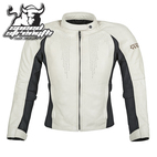 Speed and Strength Women's Speed Society Leather/Textile Jacket 4