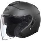 Shoei J-Cruise Solid Helmet Dark Gray