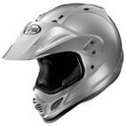Arai XD4 Helmet Solid Colors Aluminum Silver