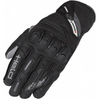 Held Short Race Gloves Black