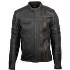 Scorpion 1909 Leather Jacket Black
